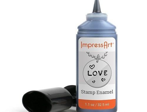 Stamp Enamel ImpressArt