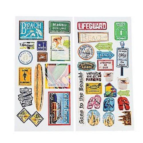 Stickers Emborrachado
