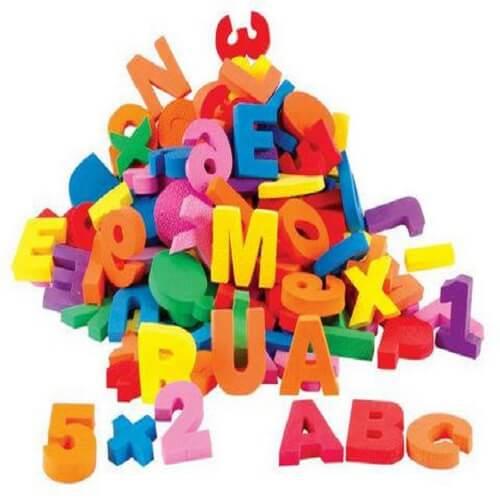 Kreateva Letras e Números