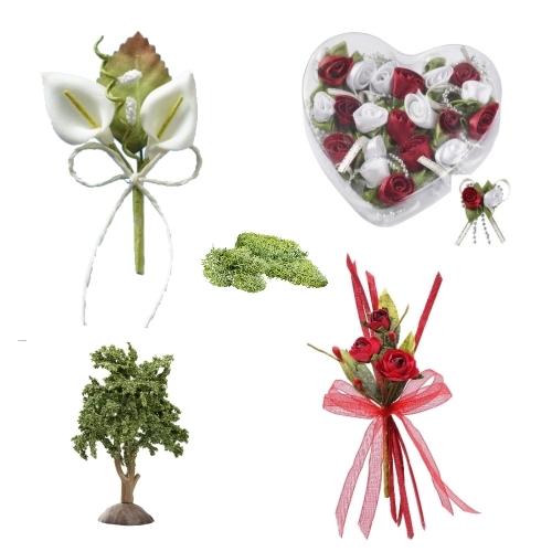 Aplicações Florais