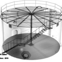 Blocos FP 3D:  Tanque de Aço API 300m³