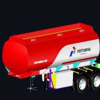 Blocos FP: Caminhão Tanque
