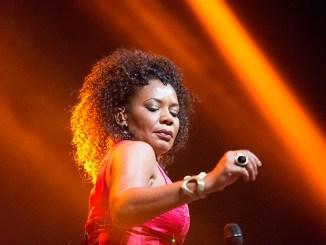 Margareth Menezes. Foto: Leo Aversa
