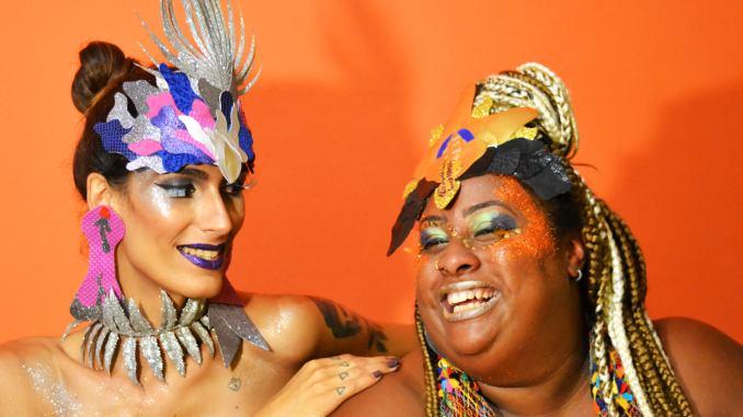 """""""Glixaria Tá On"""" aborda diversidade, sustentabilidade e novas visões durante o Carnaval 2021"""