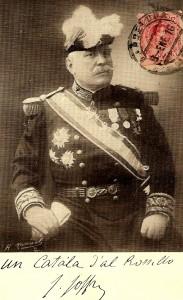 Postal enviada per ell mateix on es proclama català del Rosselló