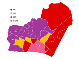 Segona força més votada 28A