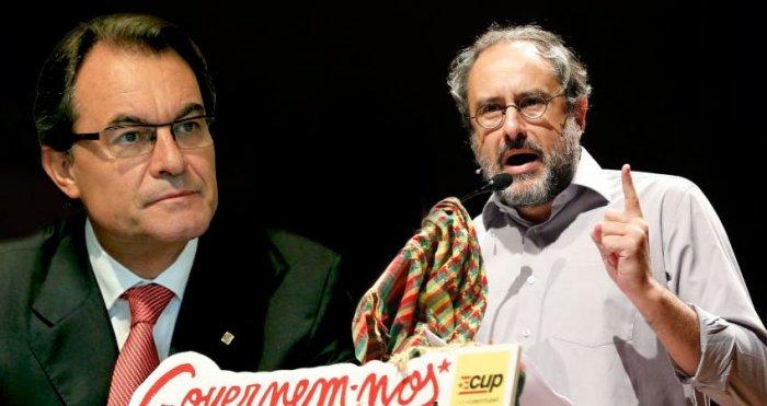 L'assemblea dels 72 liderada per Artur Mas i Antonio Baños que fara història.