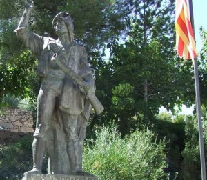 Monument a Carrasquet