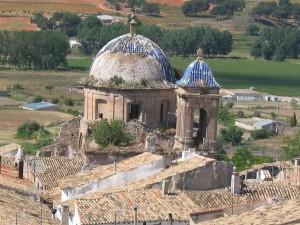 L'església de Sant Nicolau a Requena