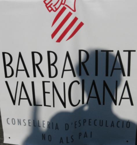 Les senyes de la barbaritat valenciana