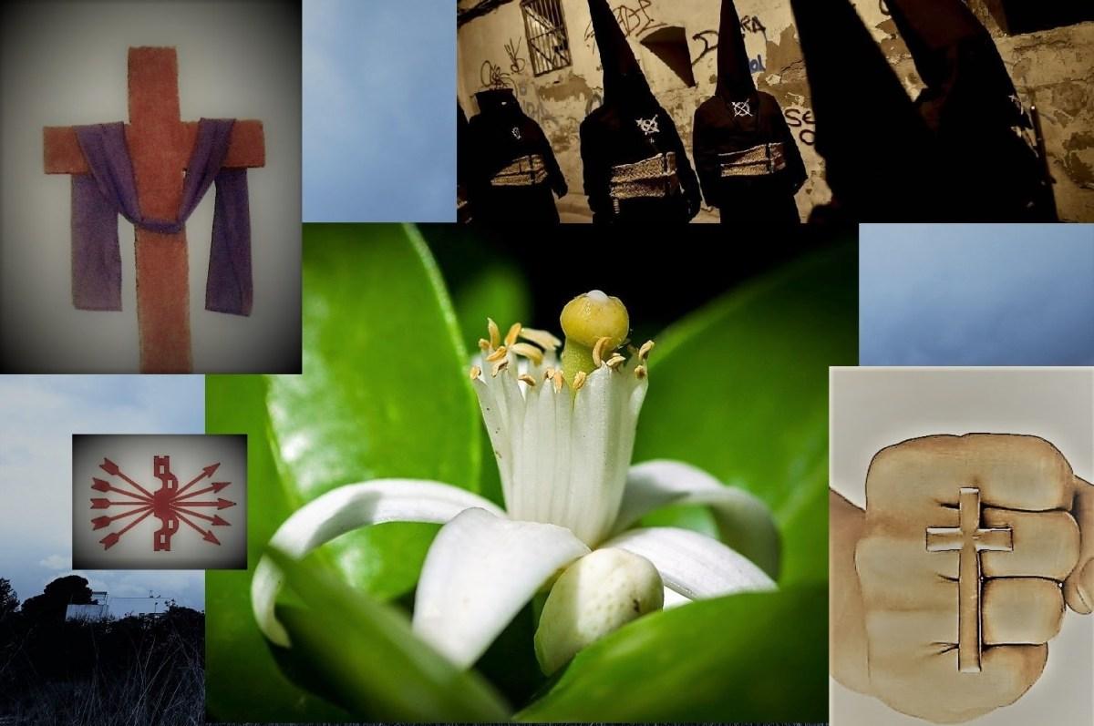 """Setmana """"santa"""" tot recordant el mestre de Burjassot. Misèria nacionalcatòlica amb olor de tarongina. La postguerra, encara."""