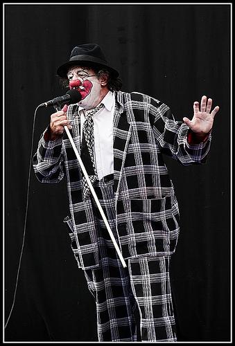 Tortell Poltrona guanya el Premio Nacional de Circo 2013