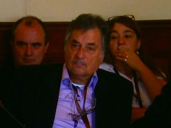 Carlos Raluy al Parlament de Catalunya: la grandesa d'un home humil