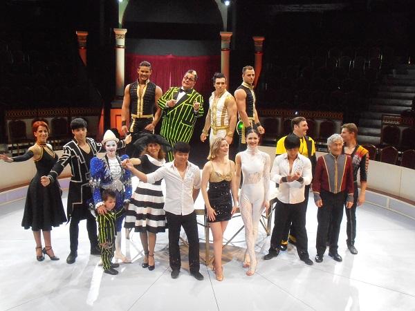 Avui neix el nou circ català Charlie Rivel