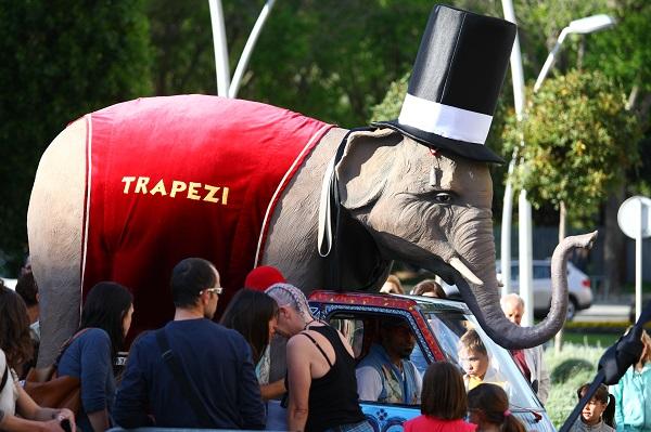 Què farem amb la fira de circ Trapezi?