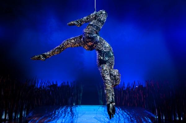 L'Hospitalet de Llobregat posa la catifa vermella al Cirque du Soleil