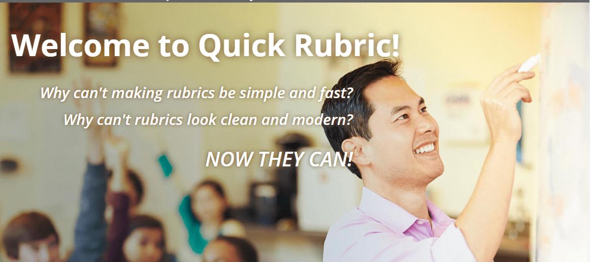 Quick rubrick