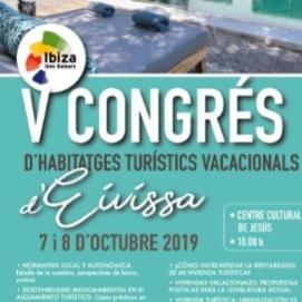 V Congreso de Viviendas turísticas de Ibiza