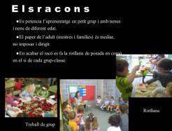 Presentació ESCOLA 2009 2