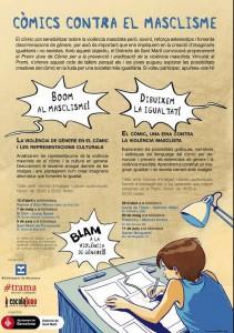 Taller i concurs de còmics per a joves aSant Martí