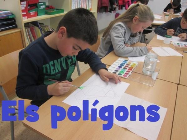 Els polígons – Quart a l'Escola Argentona