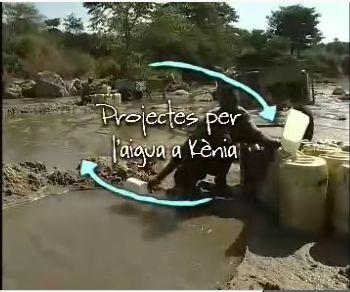 Projectes per l'aigua a Kènia