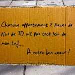 Une semaine pour trouver un appart à Paris
