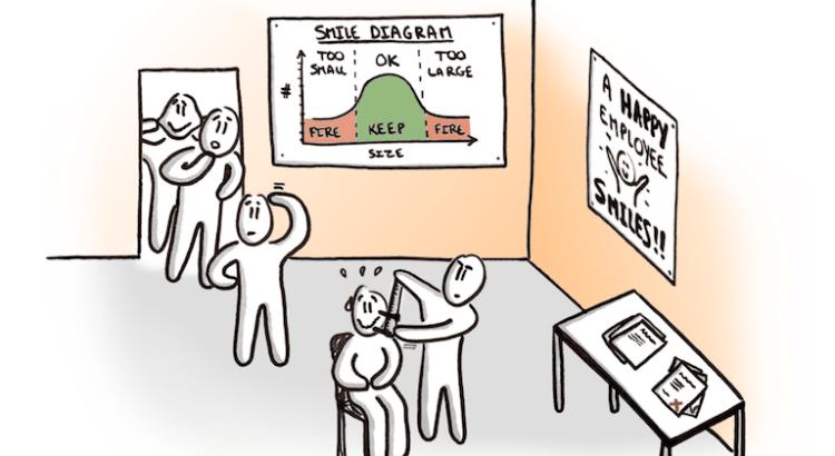 #Cartoon : Chief Happiness Officer, les nouveaux responsables du bonheur en entreprise !