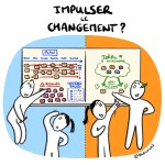 #cartoon : Comment impulser le changement ?