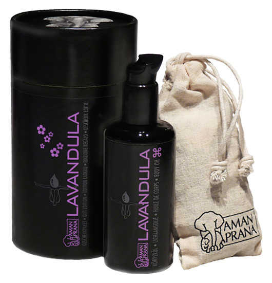 Amanprana Verzorging Amanprana Bio Lavandula Limited Edition cadeau-verpakking