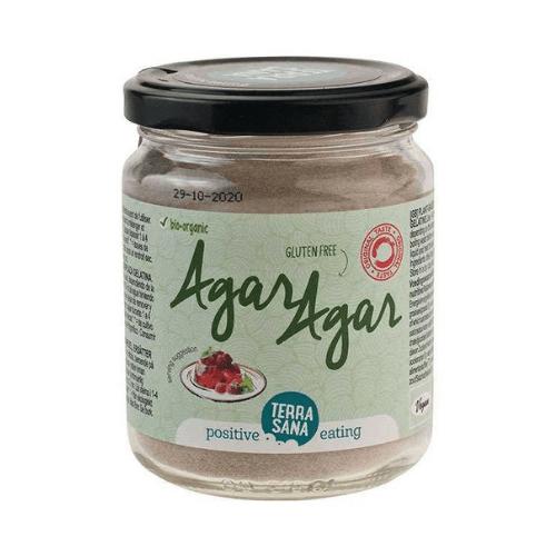TerraSana Agar agar - vegan gelatine, 120g