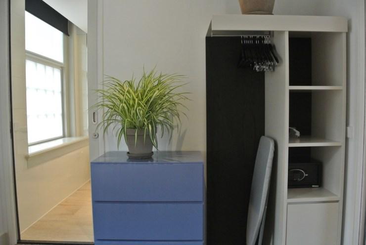 Een gast kan voor de duur van het verblijf een small, medium of large plant bijboeken om zijn verblijf nóg prettiger te maken.