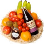 100 % Bio Fruitmand bestellen of bezorgen