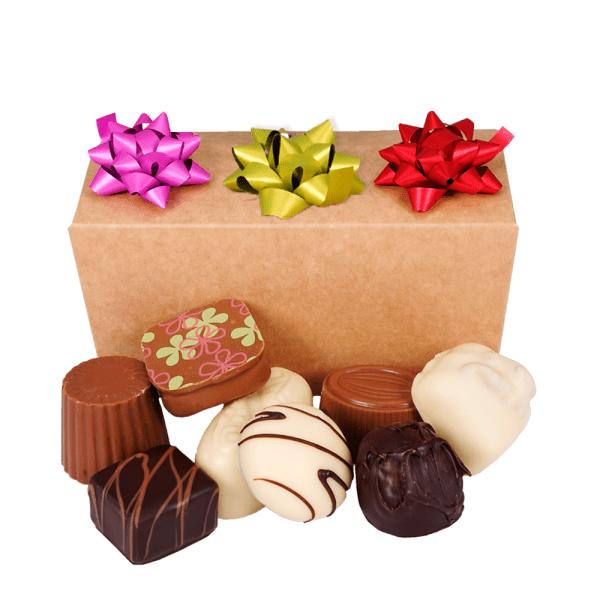 300 gram handgemaakte bonbons bestellen of bezorgen