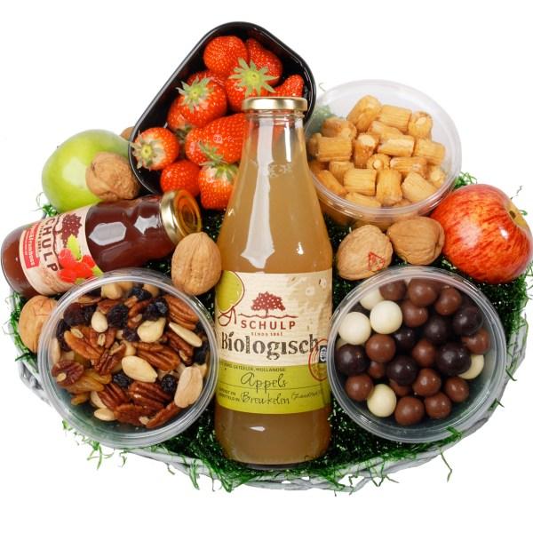 Fruit sappen & Notenmand bestellen of bezorgen
