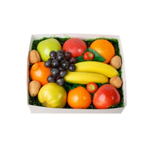 Fruitdoos mix standaard bestellen of bezorgen