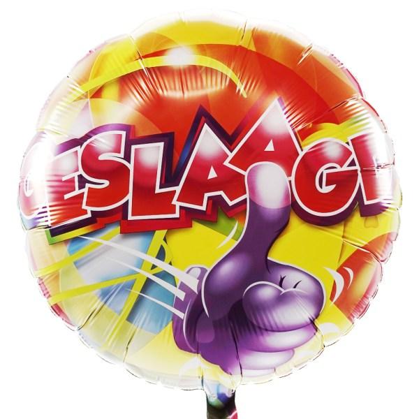 Geslaagd ballon bestellen of bezorgen