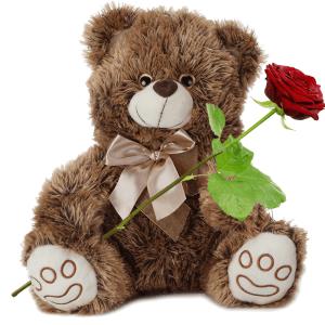 Langharige knuffelbeer bestellen bezorgen bestellen of bezorgen