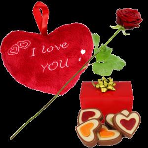 Liefdes cadeau bestellen of bezorgen