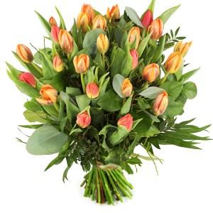 Oranje tulpen bestellen of bezorgen