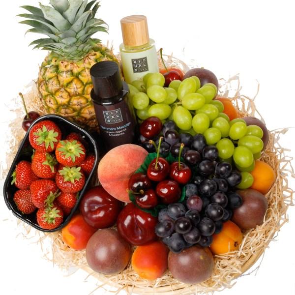 Passie Fruitmand (Massageolie) bestellen of bezorgen