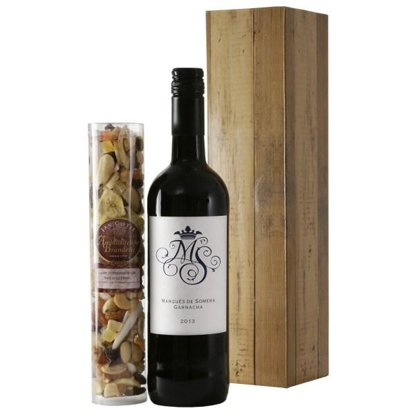Rode wijn Marqués en Tropical noten bestellen of bezorgen