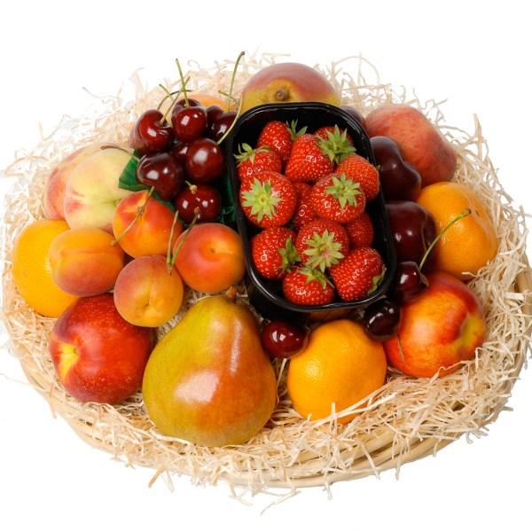 Seizoens Fruitmand bestellen of bezorgen