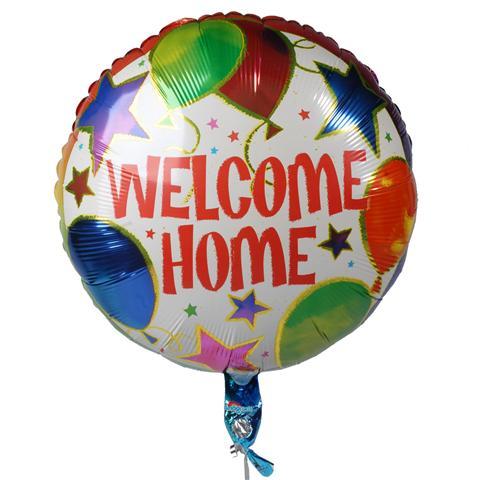 Welcome home bestellen of bezorgen
