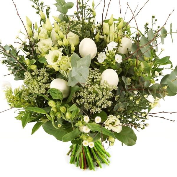 Witte paasbloemen bestellen bestellen of bezorgen