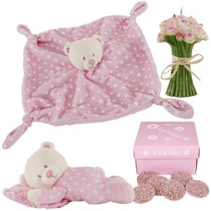 Origineel geboorte meisje babypakket bestellen of bezorgen