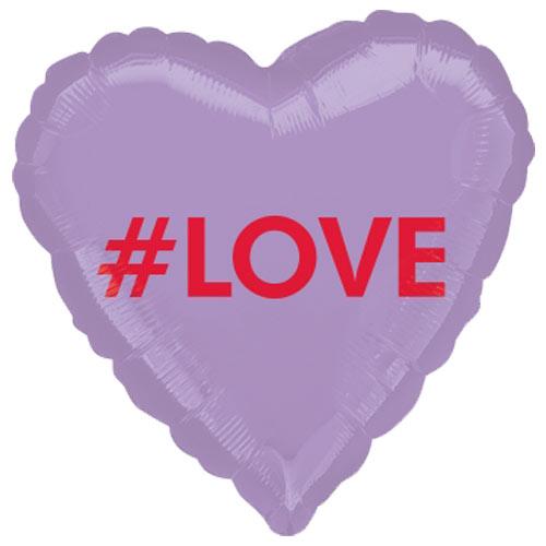 Candy Heart #LOVE bestellen of bezorgen online