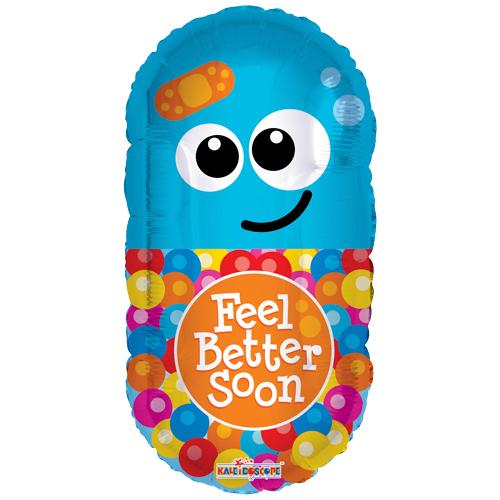 Feel Better Soon Ballon bestellen of bezorgen online