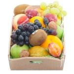 Fruitkistje met seizoensfruit bestellen of bezorgen online