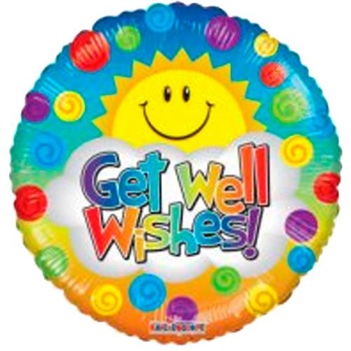 Get Well Soon sunshine bestellen of bezorgen online